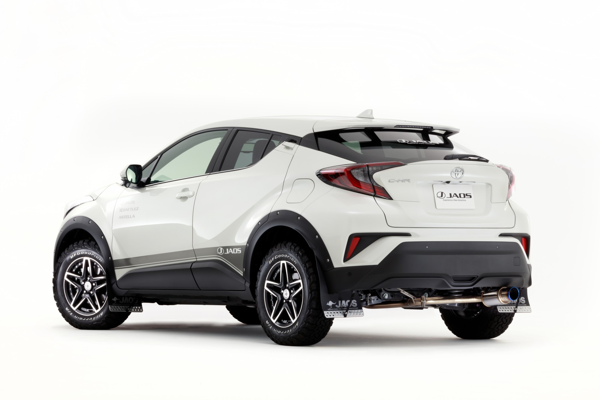 Toyota Land Cruiser 70 >> TOYOTA C-HR |ギャラリー | JAOS