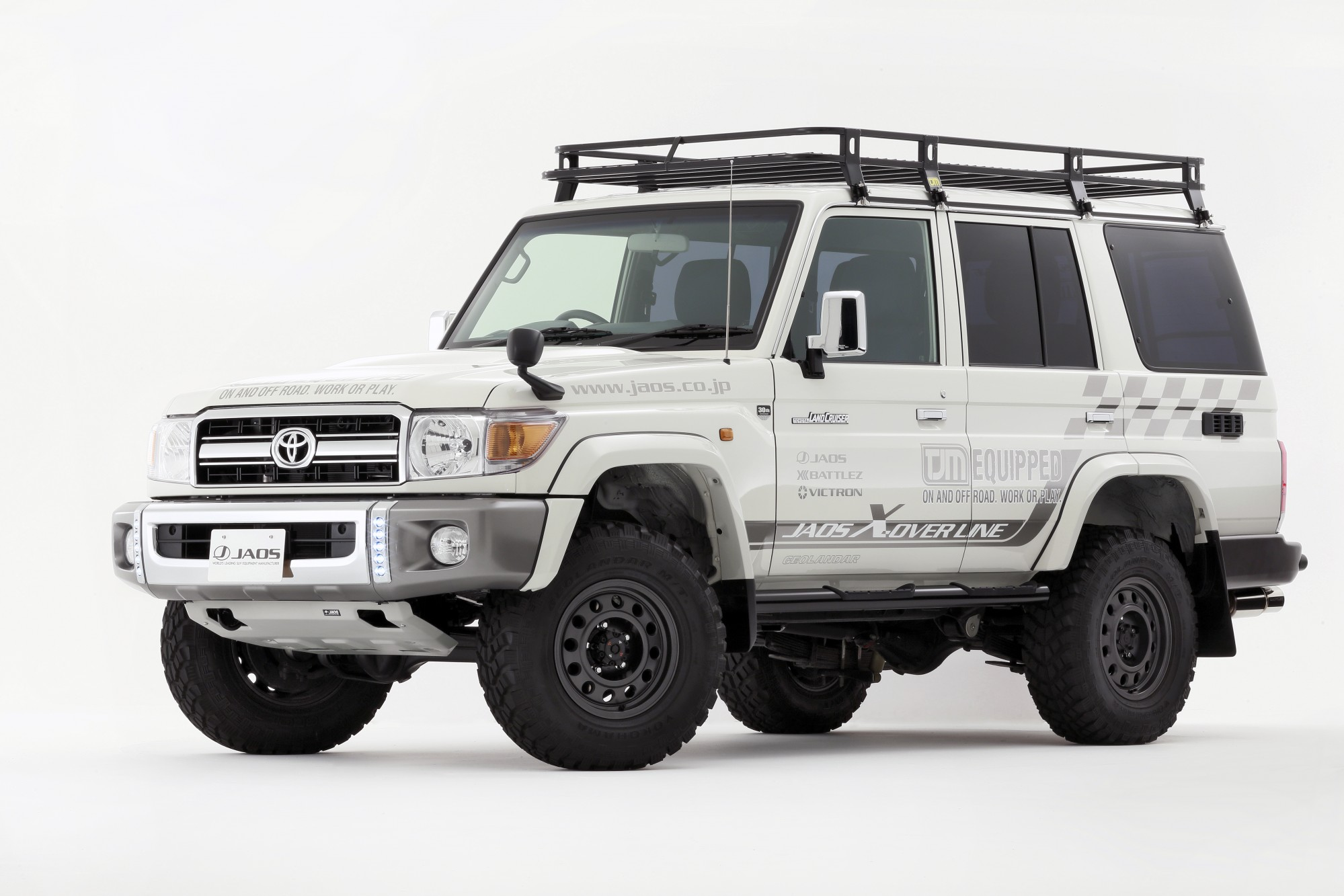 Toyota Land Cruiser 70 >> TOYOTA LAND CRUISER 70 |ギャラリー | JAOS